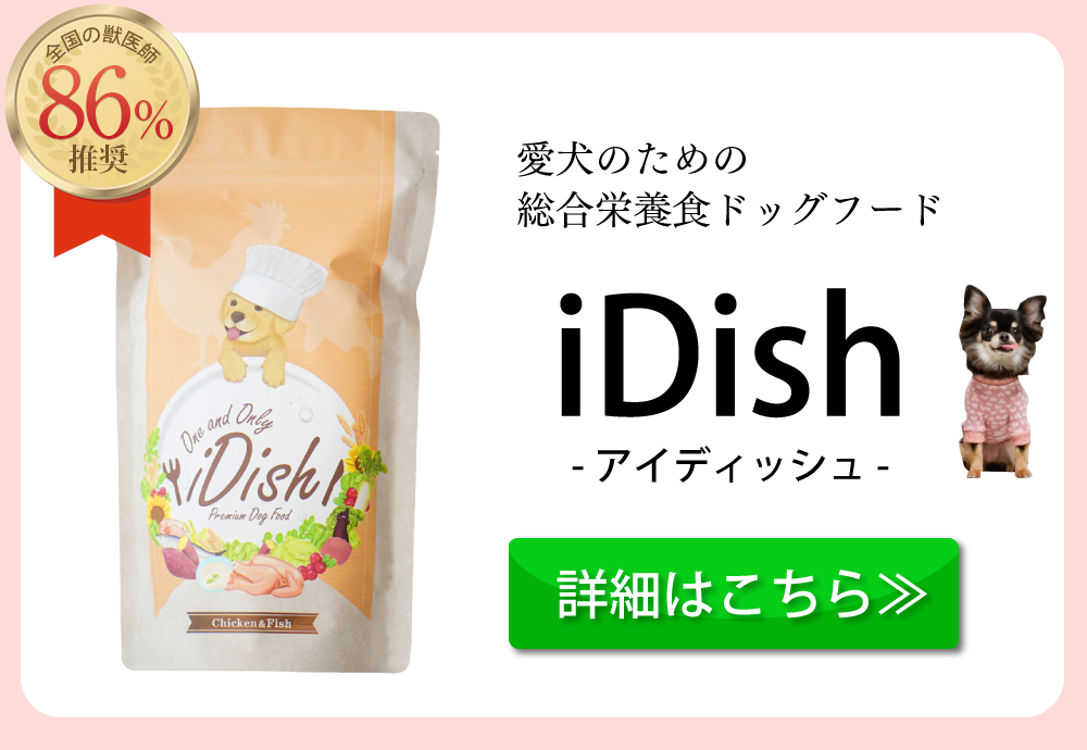 おすすめはiDish